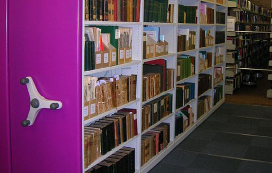 Library Collection Storage