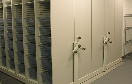 HTM71 Cabinets on Mobile Bases