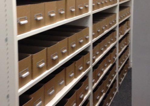 Lloyd George Storage Boxes